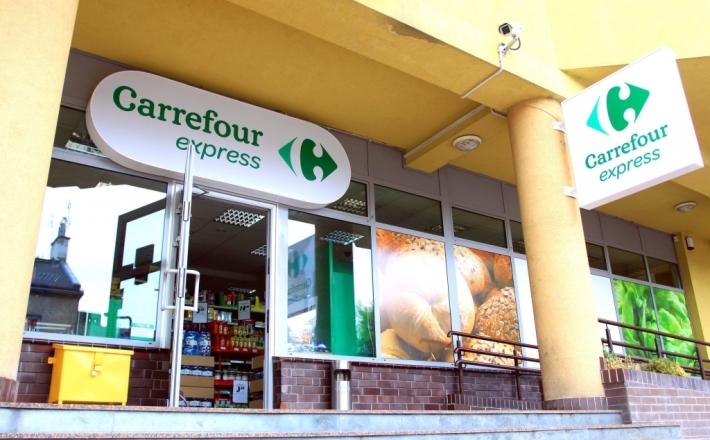 Supermarket bez kas?