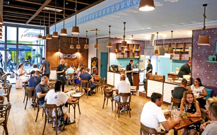 Restauracja po gruzińsku