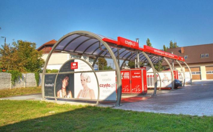 Czysto.pl na stacjach Shell