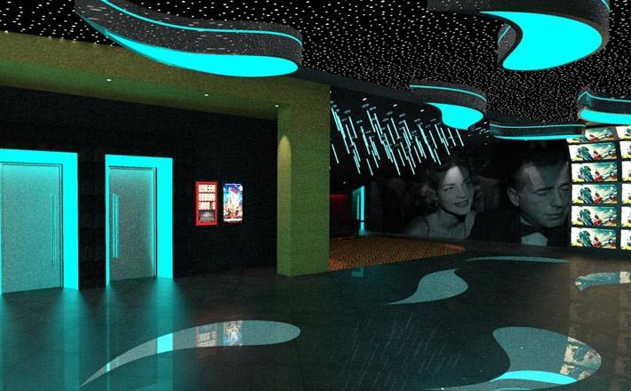 Kino w galerii