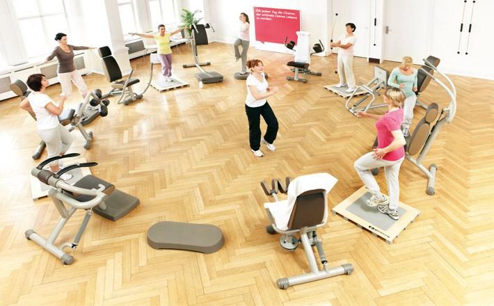 Klub fitness dobrze wyliczony