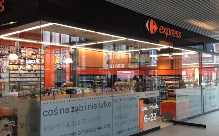 Carrefour znajdzie i wyposaży lokal