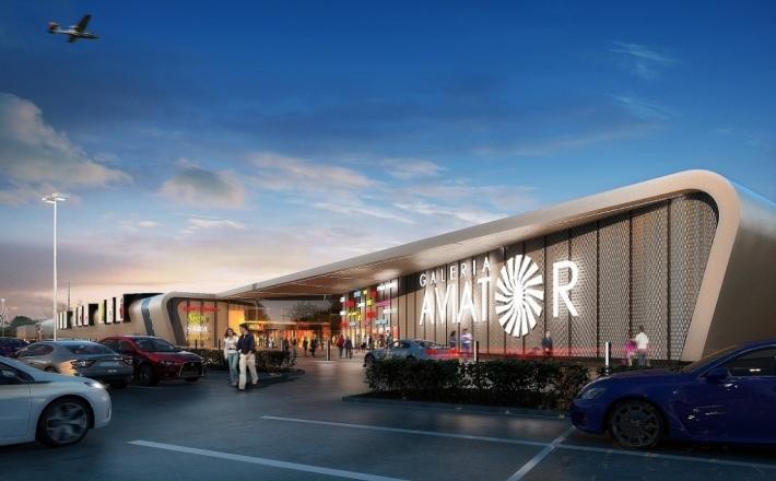 Nowe centrum handlowe w Mielcu