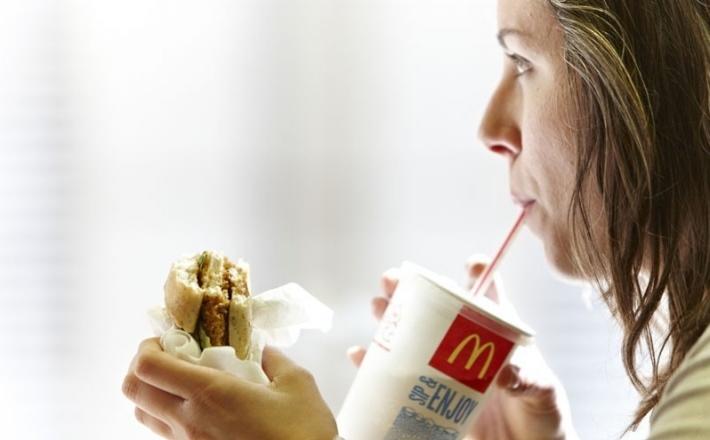 Fast foody w czołówce