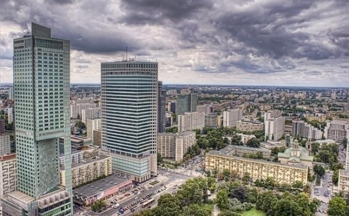 Biurowa Warszawa da się lubić