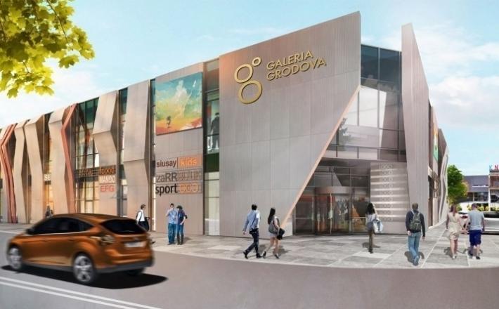 Nowa galeria handlowa w okolicach stolicy