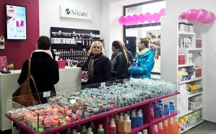 Oprawa dla kosmetyków