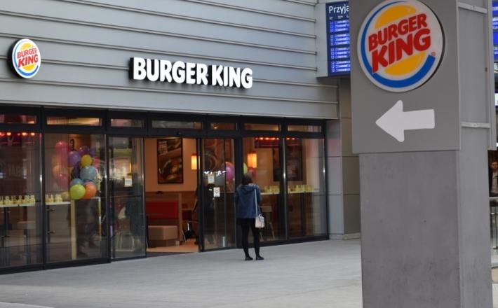 Przepis na Burger Kinga