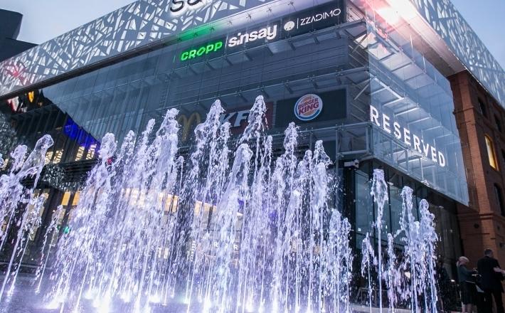 Gdzie budują się centra handlowe?