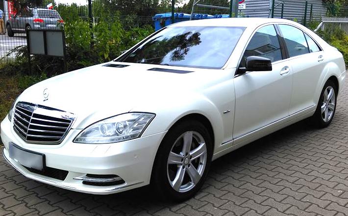 Biznes z Mercedesem