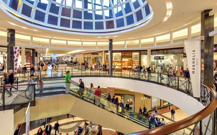 Centra handlowe we Wrocławiu