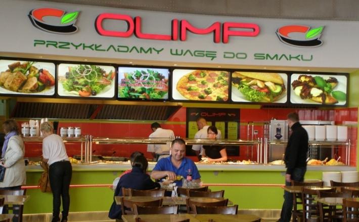 Food court nie tylko dla największych