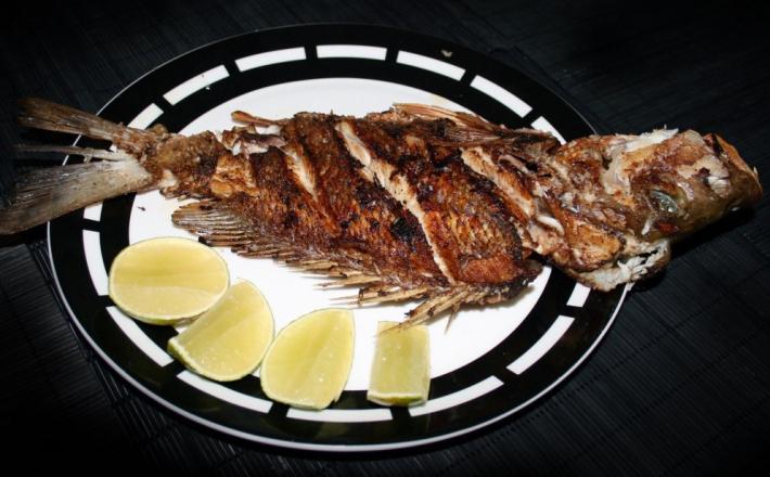 Smażalnia ryb tylko z piwem