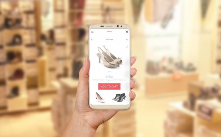 "Gdy e-commerce wchodzi do ""realu"""