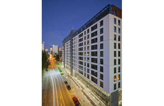 Warszawa, Grzybowska 85 LU4, lokal przy ulicy, powierzchnia 711.08m2