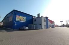 Głubczyce, Oświęcimska 24, obiekt handlowy, powierzchnia 2059.00m2