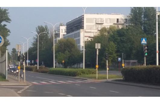 Warszawa, Al. Wilanowska 31 U1, lokal przy ulicy, powierzchnia 124.85m2